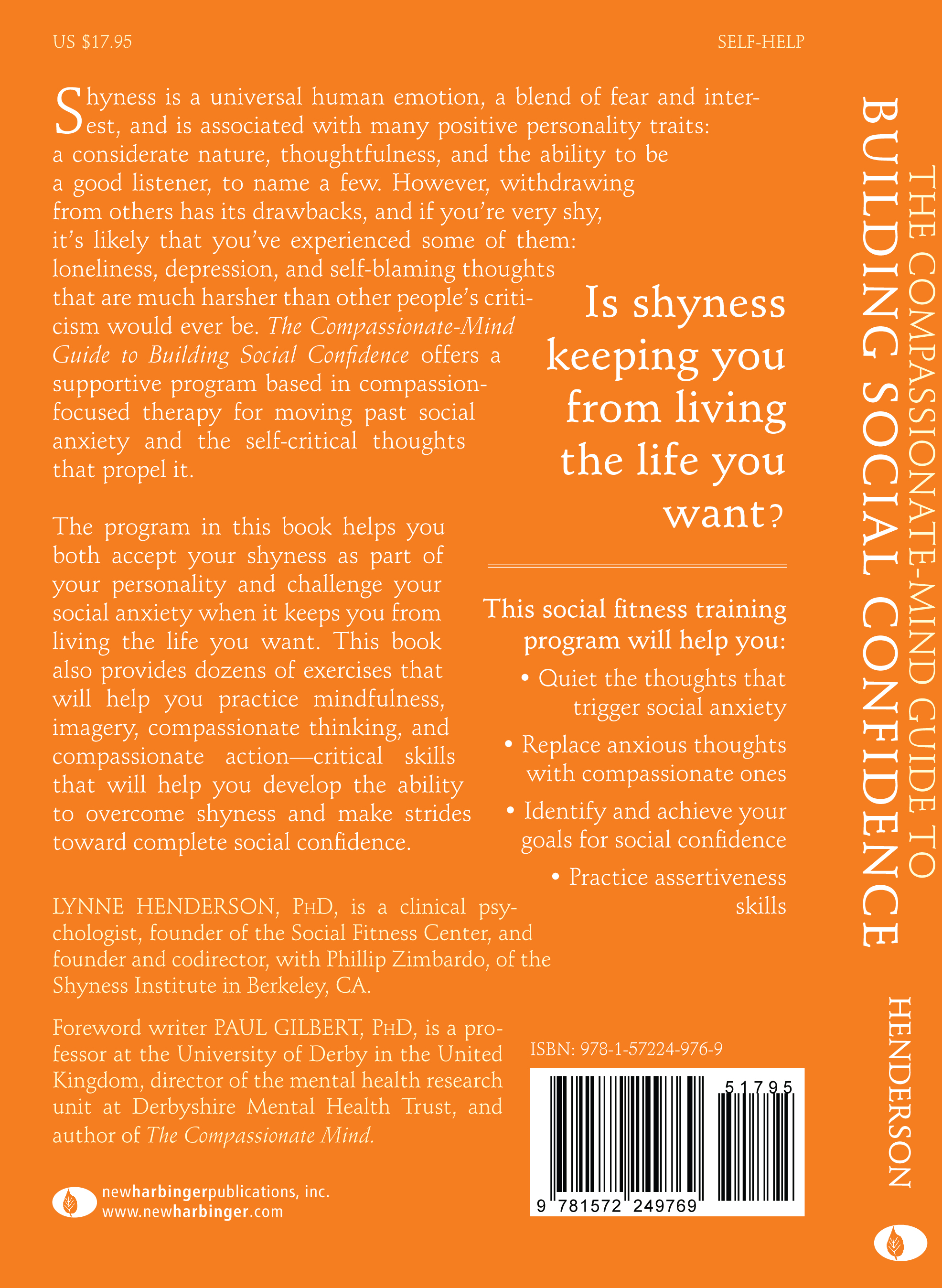 US back cover